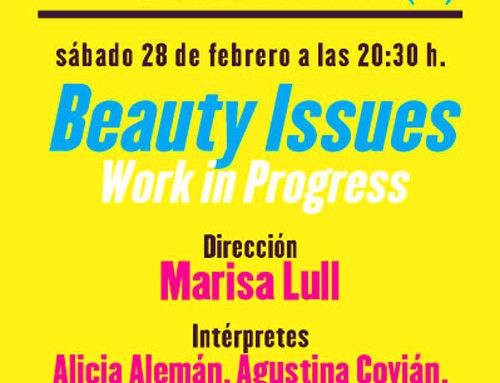 Beauty Issues – Work in Progress – 2003