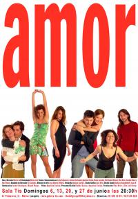 Amor - 2002/4 - Cartel