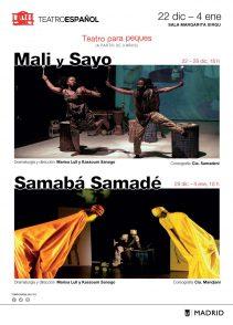 Mali y Sayo, una historia africana // Teatro Infantil-Familiar // 2017