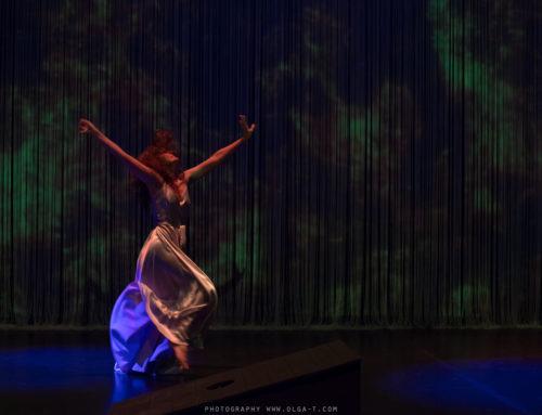 Medea de Eurípides, Medea – Dark Matter – 2015